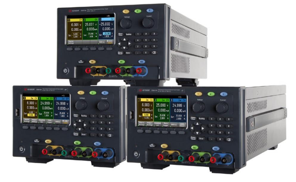 Источники питания постоянного тока серии E36300