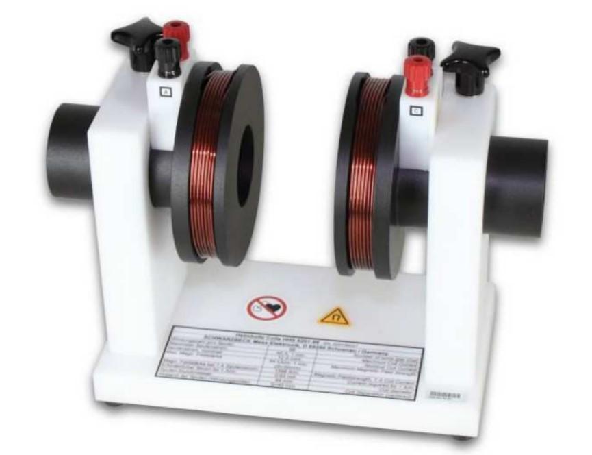 Круговые катушки Гельмгольца HHS 5201-98