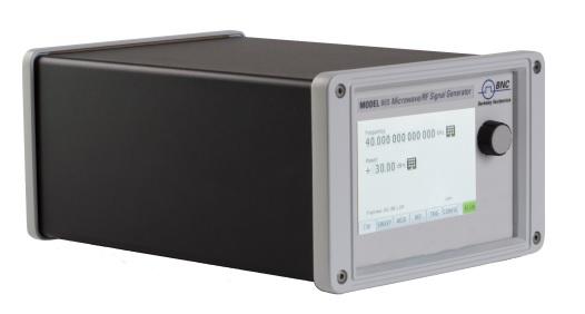 РЧ/СВЧ генератор сигналов серии 865
