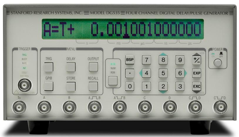 Stanford Research Systems DG535 цифровой генератор задержек и импульсов