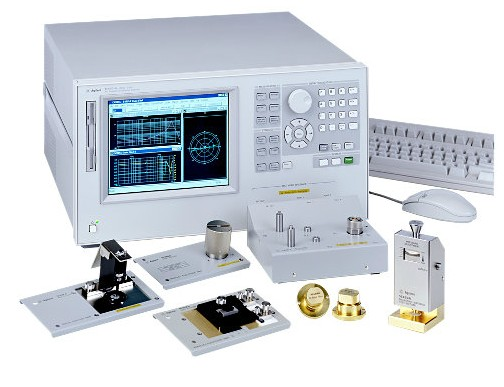 Keysight Technologies E4991A ВЧ анализатор импеданса и параметров материалов