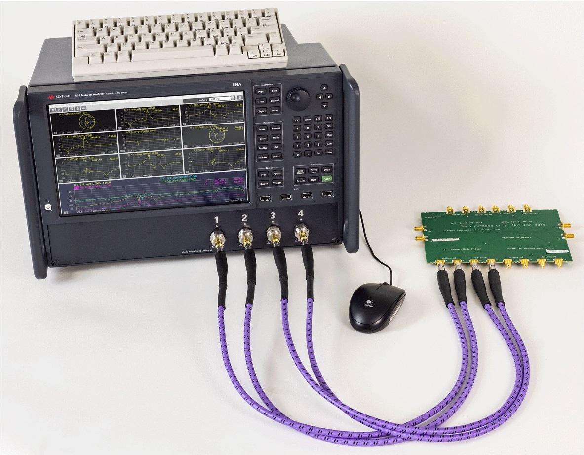 Keysight Technologies E5080B Векторный анализатор цепей серии ENA