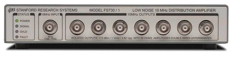 Stanford Research Systems FS730 7-канальный усилитель-распределитель