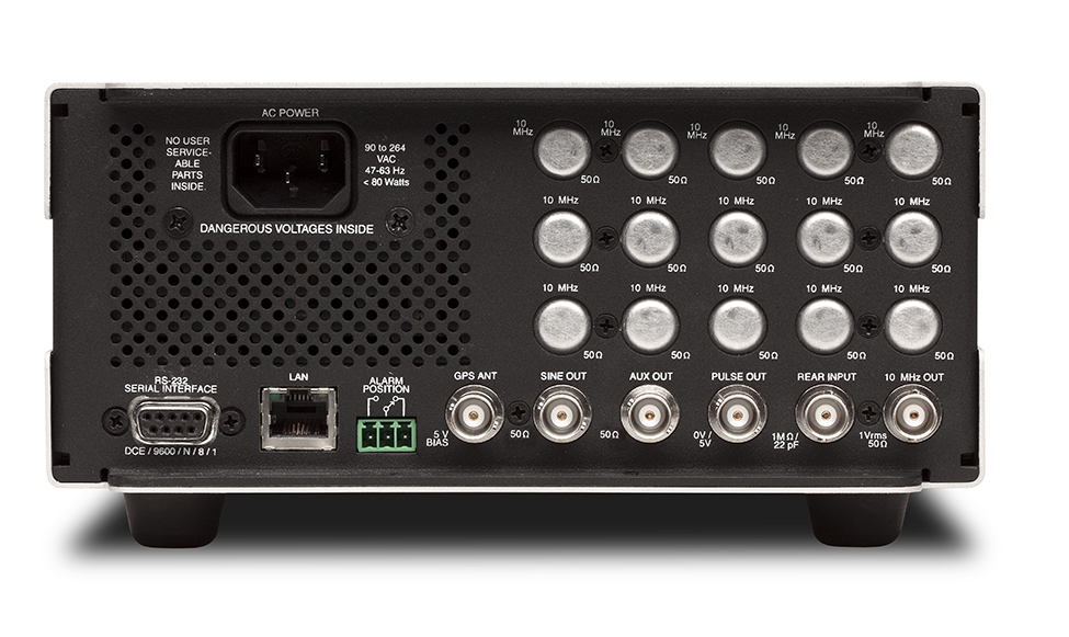 Stanford Research Systems  FS740 GPS-стабилизированный стандарт частоты и времени