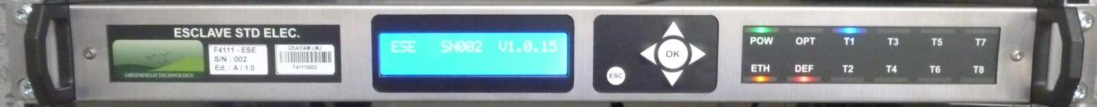 8-канальный ведомый генератор GFT1018
