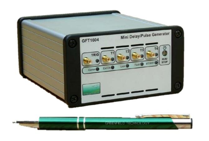 Мини-генератор импульсов и задержек GFT1604