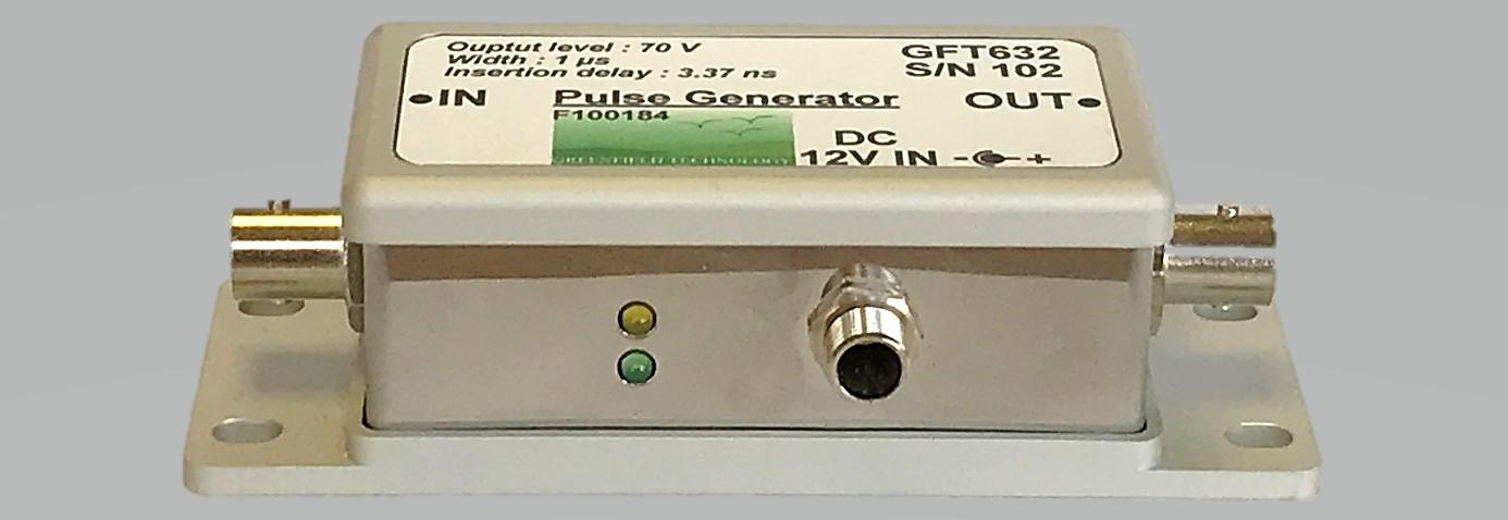 Модуль импульсного генератора 32 В GFT632