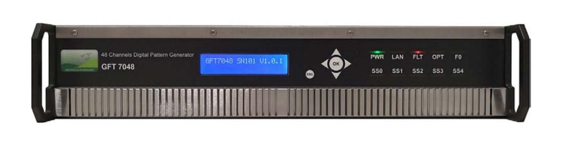 GFT7048  48-канальный генератор цифровых последовательностей