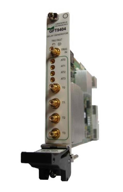 8-канальный генератор цифровой задержки GFT9404