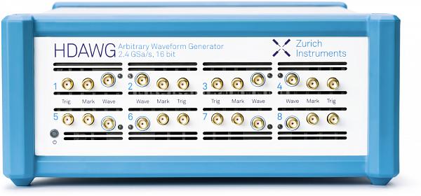 Генератор свободного сигнала HDAWG от компании Zurich Instruments