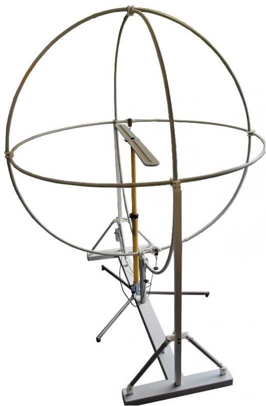Трёхкоординатная рамочная антенная система HXYZ 9170