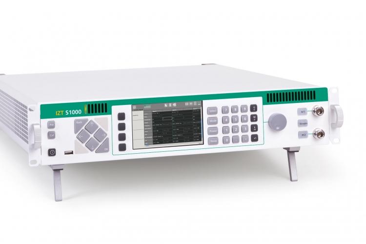 IZT S1000 и IZT S1010 Многоканальный генератор сигналов