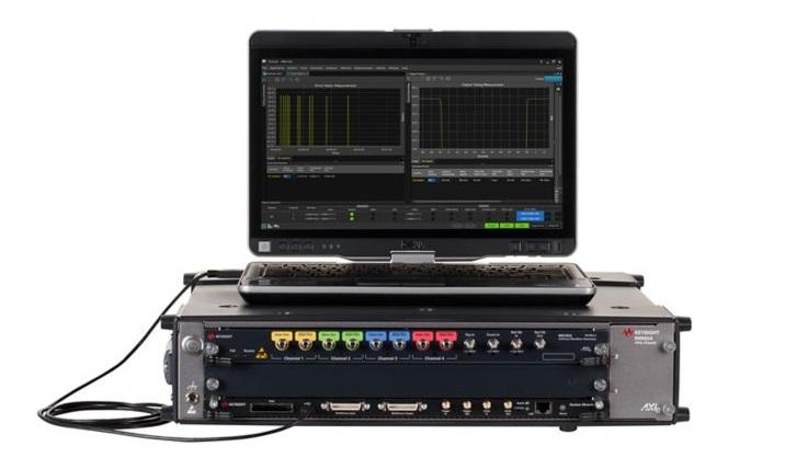 Keysight Technologies M8195A Генератор сигналов произвольной формы в формате AXIe