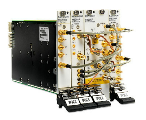 PXI Векторные анализаторы сигналов Keysight Technologies