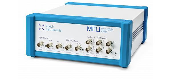 Синхронный усилитель MFLI