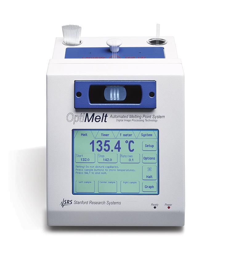 MPA100 — Автоматизированная система определения температуры плавления