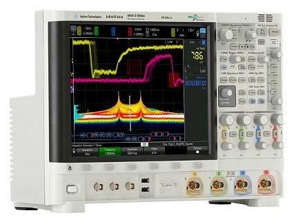 Keysight Technologies Осциллографы серии InfiniiVision 6000 X с полосой от 1 до 6 ГГц: DSOX6002A, DSOX6004A, MSOX6002A, MSOX6004A