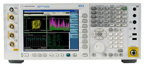 Keysight Technologies N9020A MXA анализатор сигналов