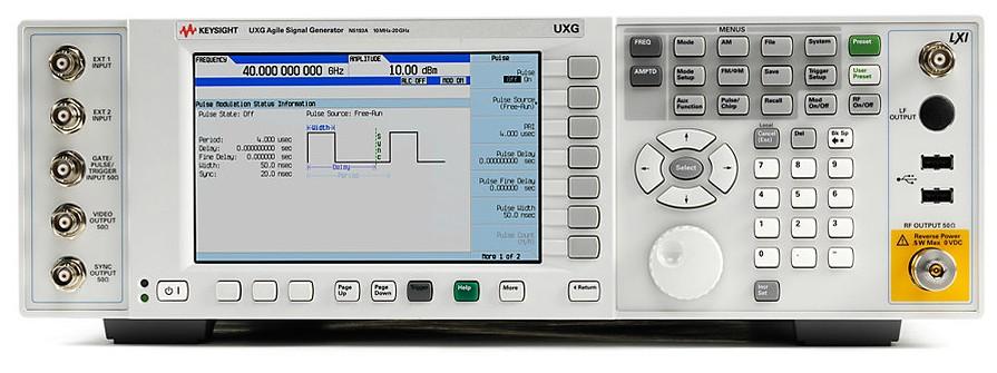 Серия UXG Keysight Technologies