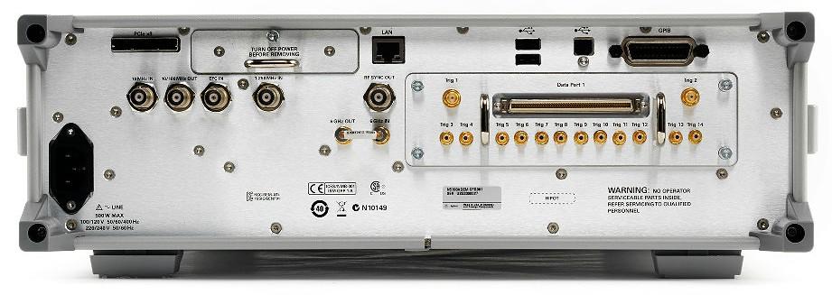 Keysight Technologies N5193A UXG генератор с быстрой перестройкой частоты до 40 ГГц