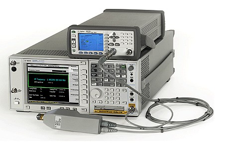 Keysight Technologies анализаторы спектра серии PSA