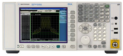 Keysight Technologies N9010A EXA анализатор сигналов