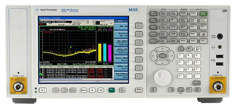 Keysight Technologies N9038A MXE приемник ЭМП