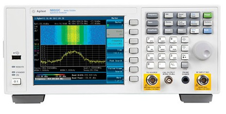Keysight Technologies N9322C BSA анализатор спектра 9 кГц - 7 ГГц