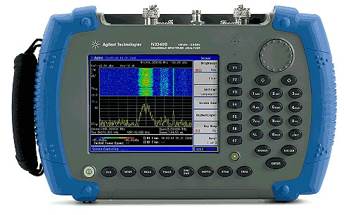 Keysight Technologies ручные анализаторы спектра серии HSA