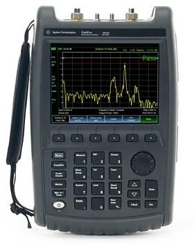 Keysight Technologies комбинированные анализаторы FieldFox