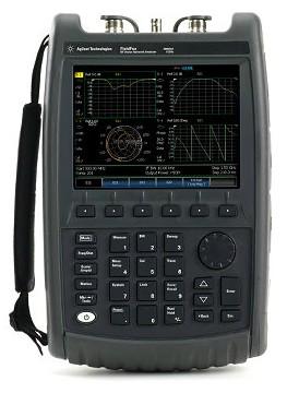 Keysight Technologies N9923A векторный ВЧ анализатор цепей FieldFox