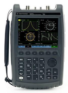 Keysight Technologies N9925A, N9926A, N9927A, N9928A СВЧ векторные анализаторы цепей FieldFox