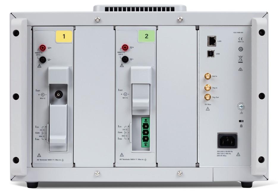Keysight Technologies PA2201A IntegraVision Анализатор мощности, 2 канала, 1 фаза
