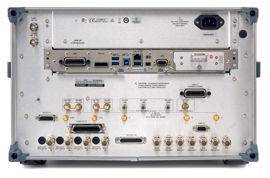 Keysight Technologies Векторные СВЧ-анализаторы цепей серии PNA-X N524xB (N5249B, N5241B, N5242B, N5244B, N5245B и N5247B)