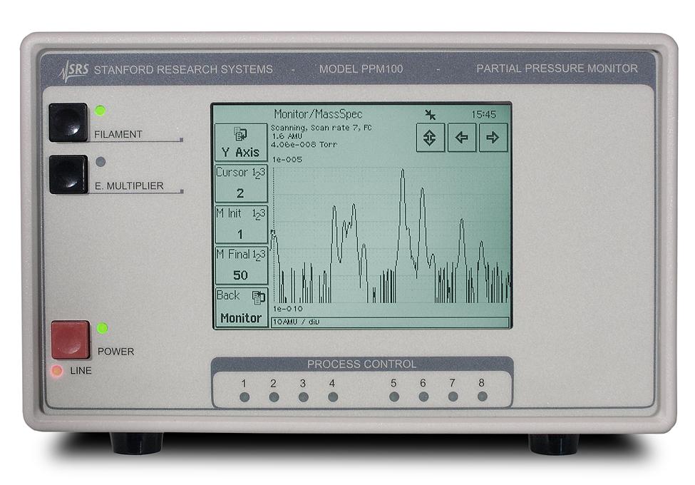 Stanford Research Systems Монитор для газоанализаторов RGA PPM100