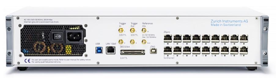 Программируемый контроллер квантовой системы PQSC