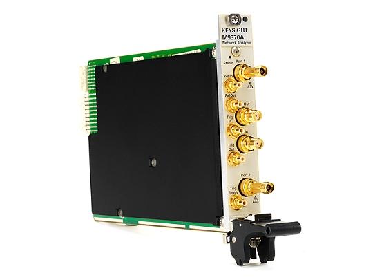 Keysight Technologies M9370A PXIe Векторный анализатор цепей, от 300 кГц до 4 ГГц