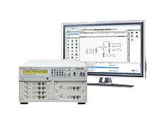 Keysight Technologies Е5260В - 8-гнездовой базовый блок для прецизионных параметрических измерений