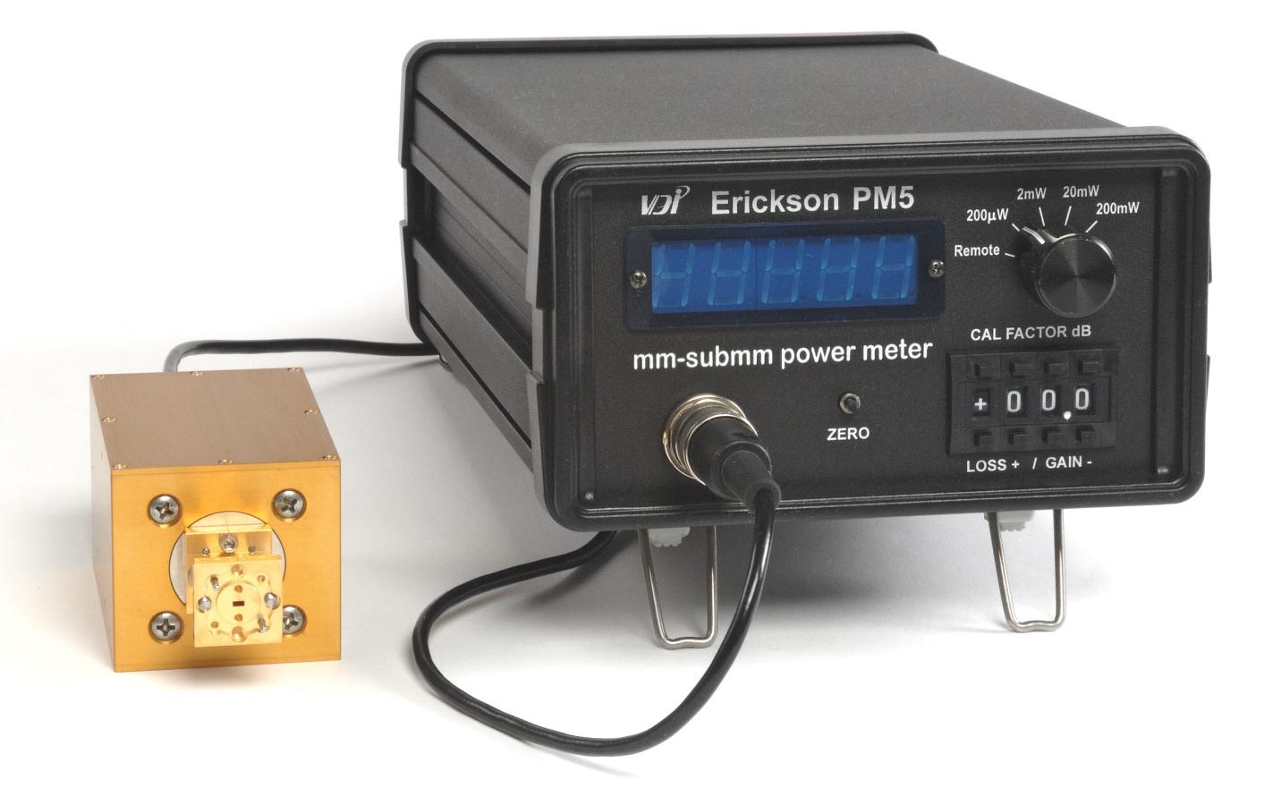 Субмиллиметровый измеритель мощности PM5B