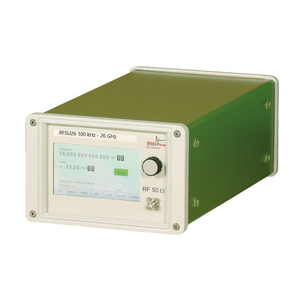 Одноканальный аналоговый генератор сигналов RFSU26