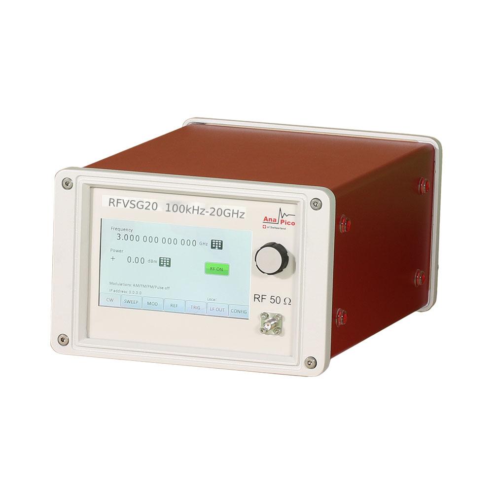 Векторный генератор сигналов RFVSG20