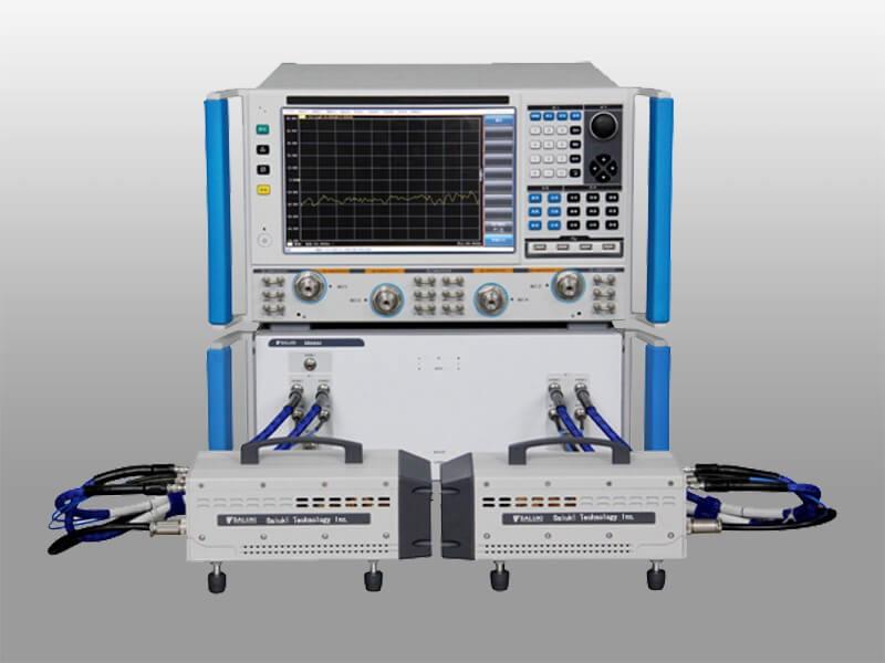 Векторные анализаторы цепей S3602 с модулями расширения серии SAV364X