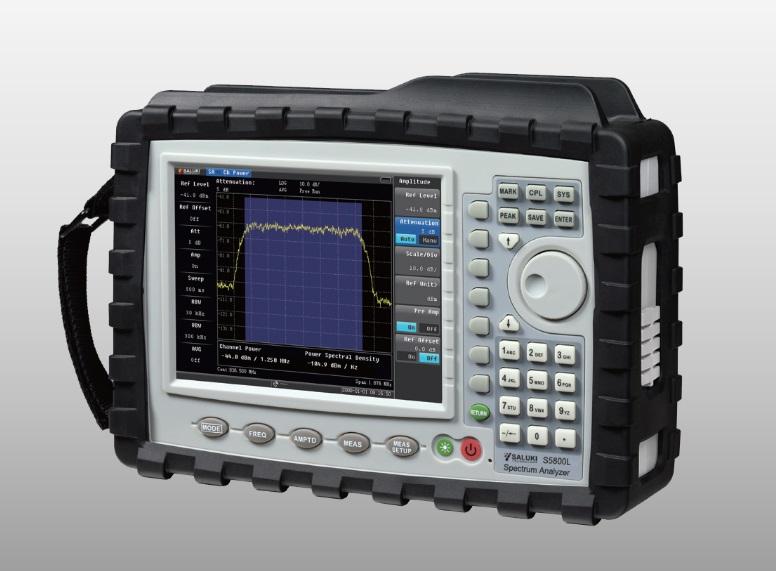 Портативный анализатор серии S5800L