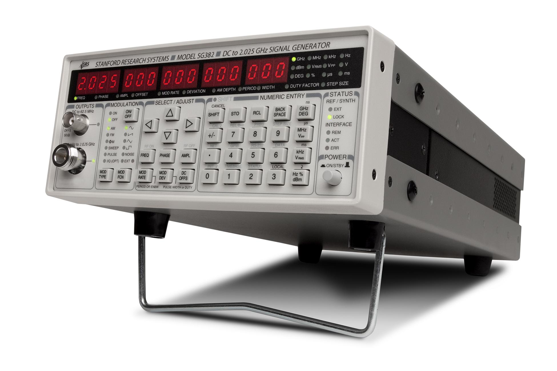 Stanford Research Systems SG382 аналоговый генератор ВЧ сигналов