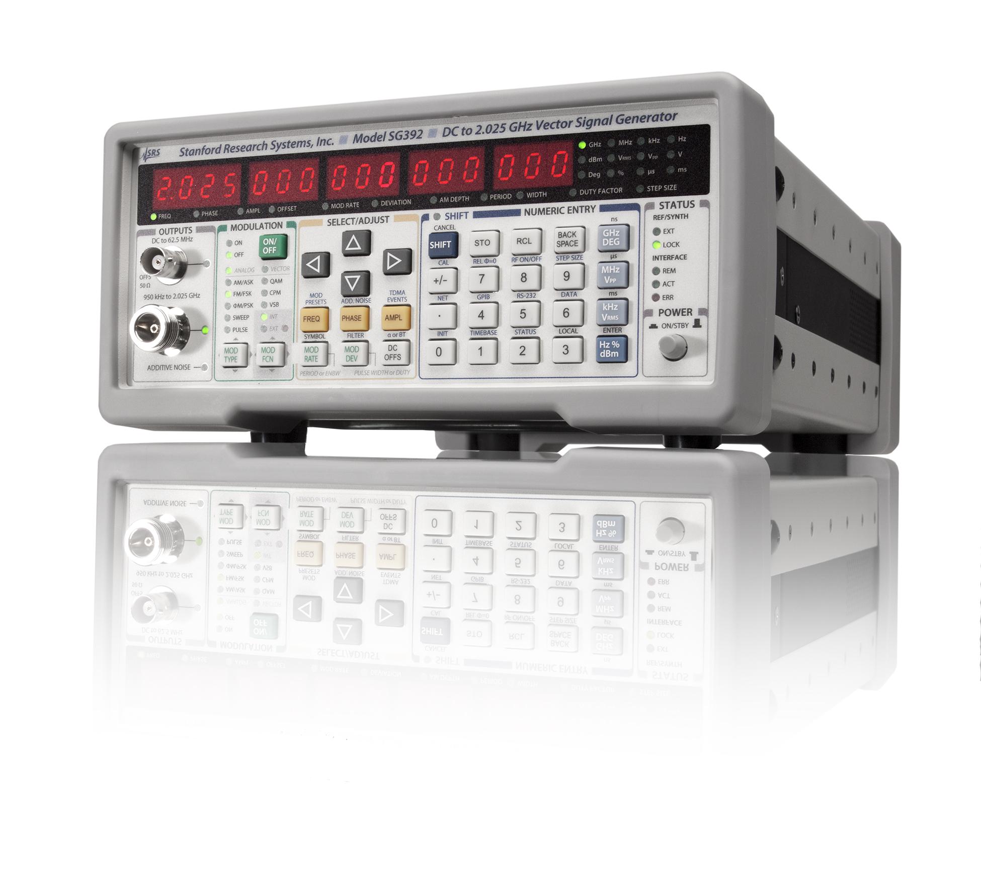Stanford Research Systems SG392 векторный генератор ВЧ сигналов