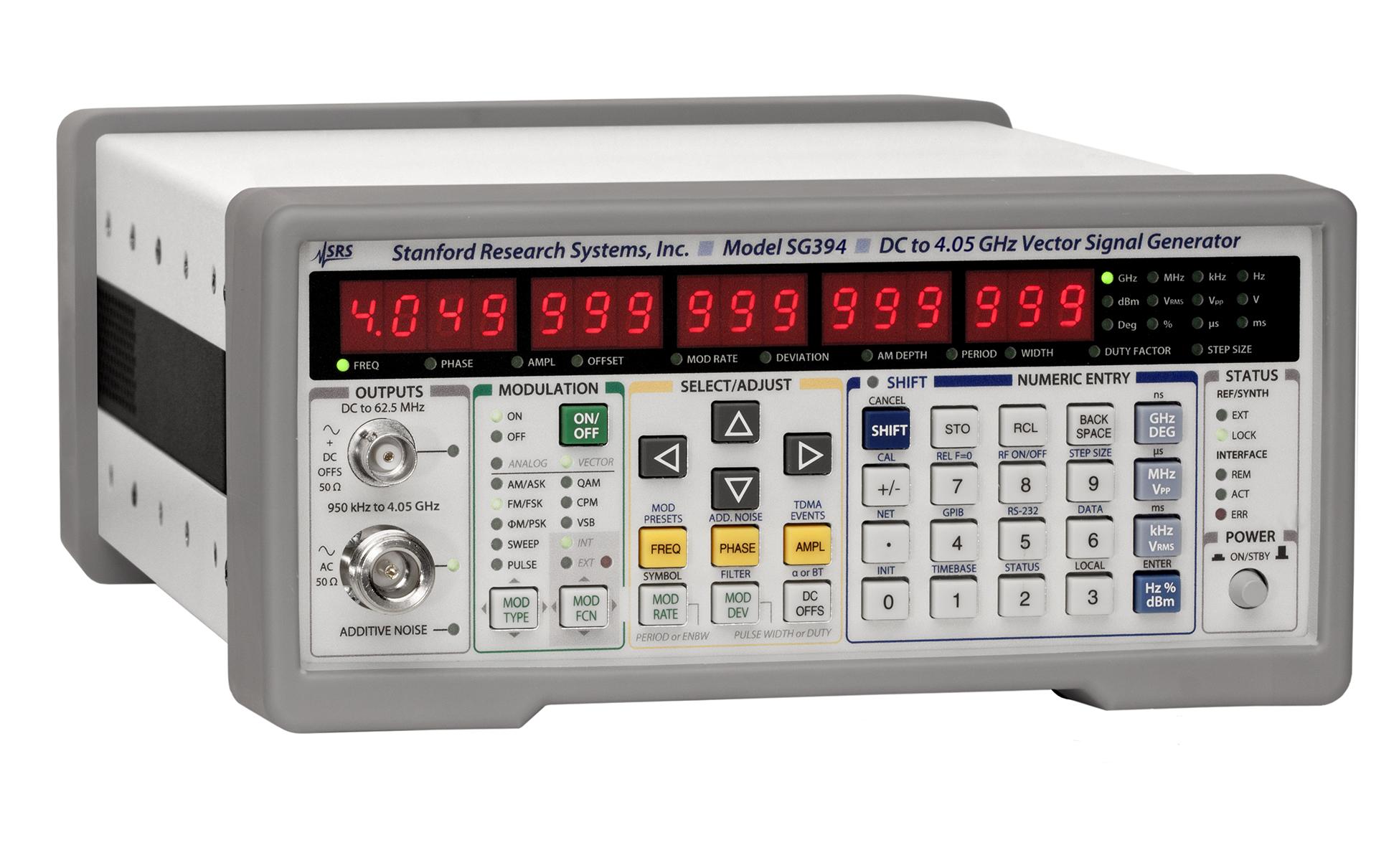 Stanford Research Systems SG394 векторный генератор ВЧ сигналов