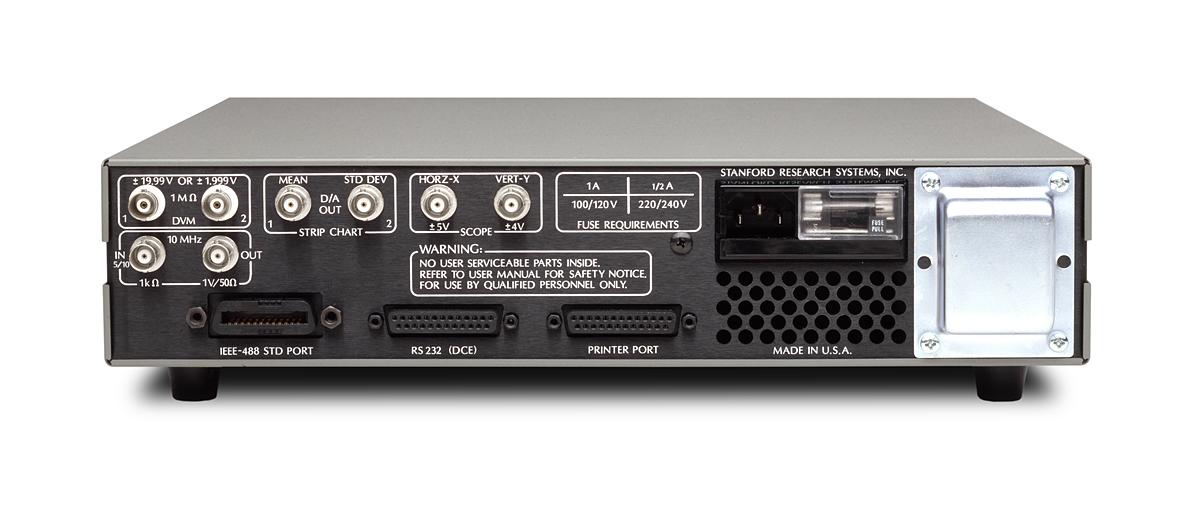Stanford Research Systems SR630 16-канальный монитор для термопар