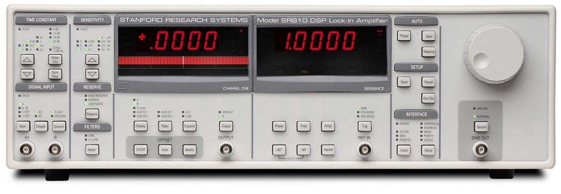 Stanford Research Systems SR810 цифровой синхронный однофазный усилитель