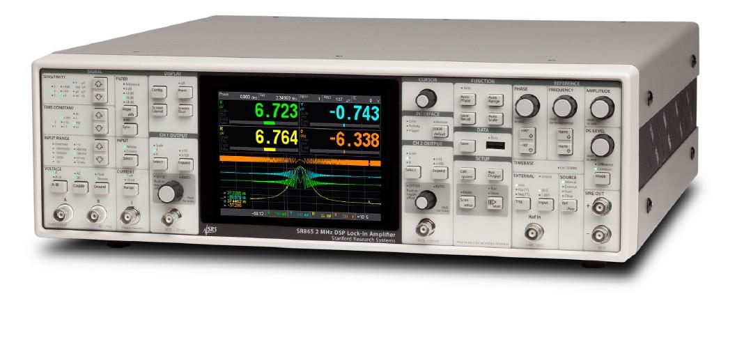 Stanford Research Systems SR865 - синхронный усилитель до 2 МГц