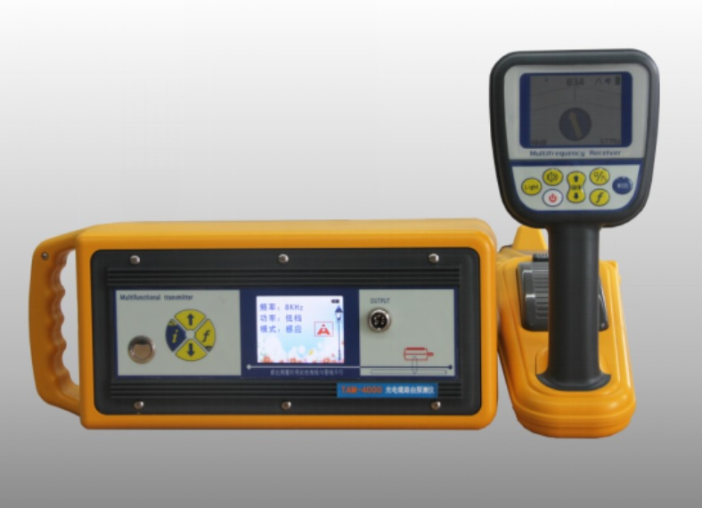 TAM5000, TAM4000 Приборы для обнаружения кабелей и трубопроводов